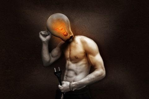 Schnelles Denken spart Energie