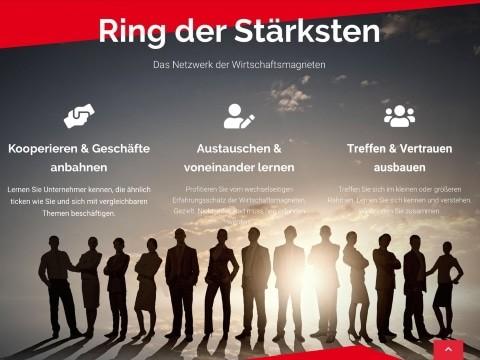 """""""Ring der Stärksten"""" ist online"""